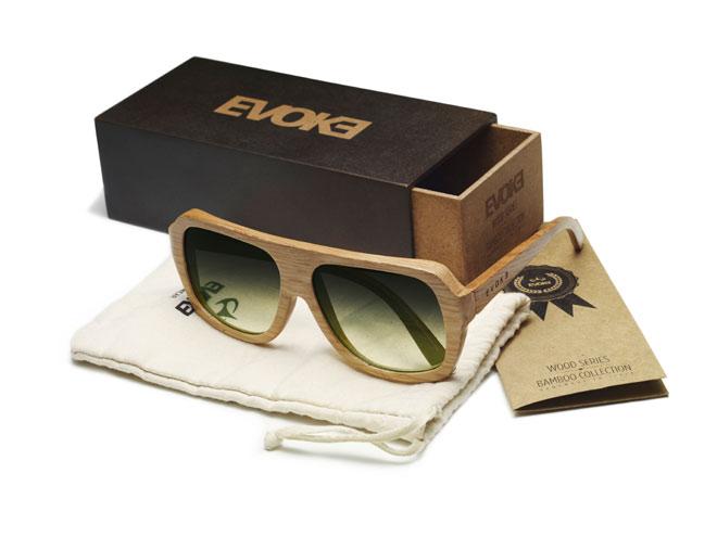 2b6358f70450a ... óculos muito diferente, feita de madeira! PACK Woods01 clear ok. Isso  mesmo! A Evoke Wood Series ...