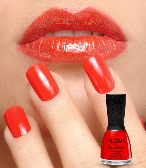 Esmalte Nubar - Sexy Red