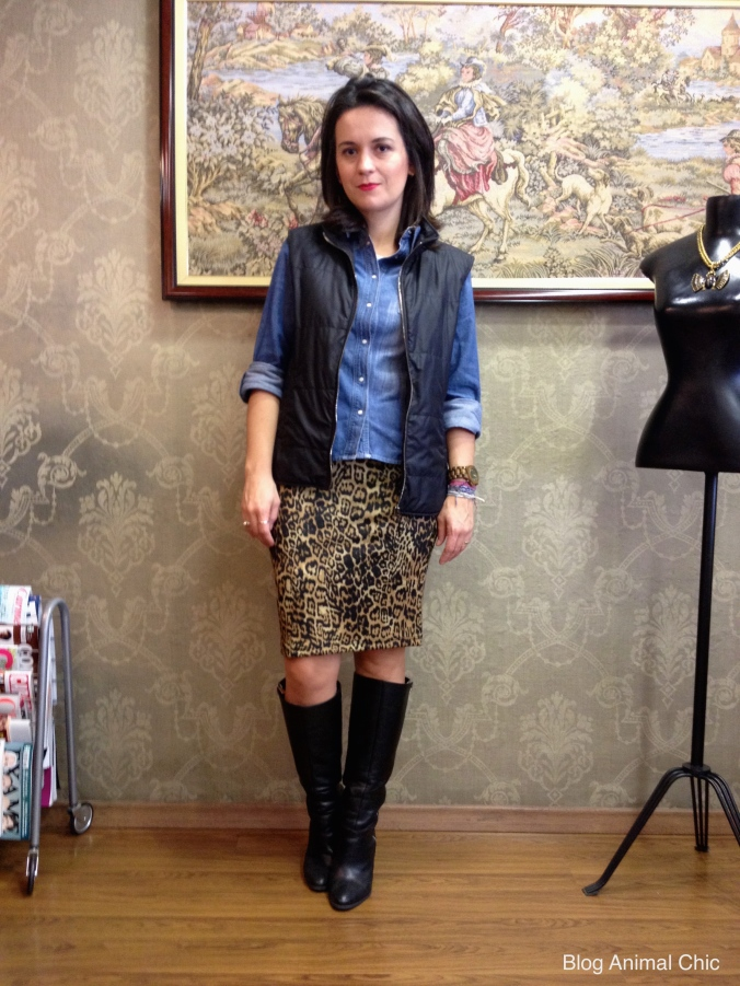 Look do Dia Blog Animal Chic Animal Print Onca 02
