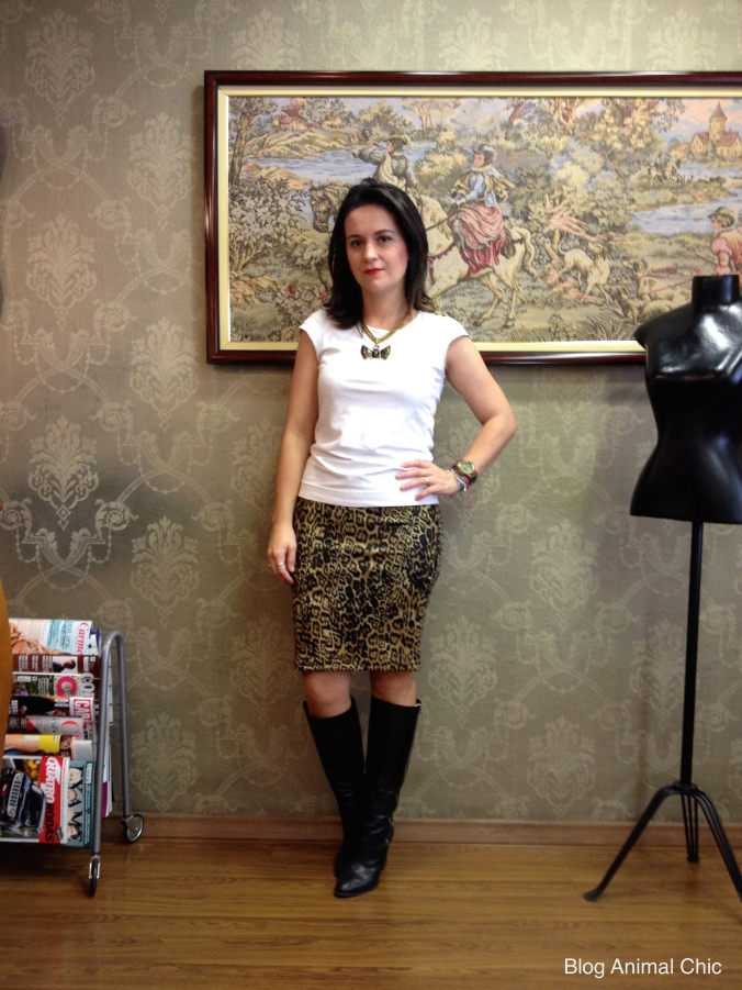 Look do Dia Blog Animal Chic Animal Print Onca 03