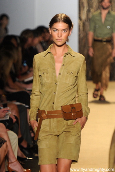 Michael Kors - Runway - Spring 2012 Mercedes-Benz Fashion Week